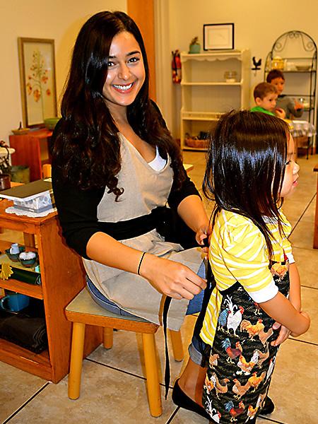 Genevieve Youhanna Assistant Teacher