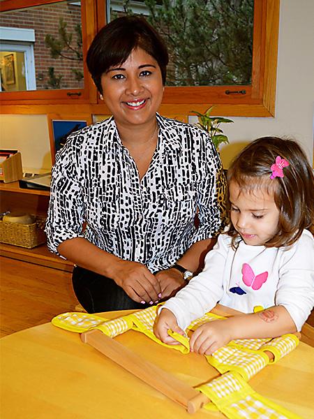 Veronica Armenta Toddler Teacher