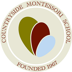 Countryside Montessori School Retina Logo