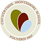 Countryside Montessori School Sticky Logo
